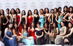 Femina Miss India, 2007