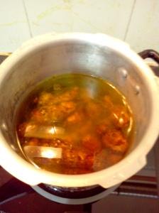 boil the arbi's
