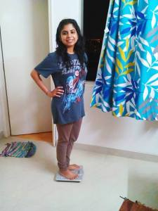 Captain America Tshirt Brought from Jabong.com