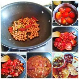 Tomato Chutney (Jaggery Recipe)