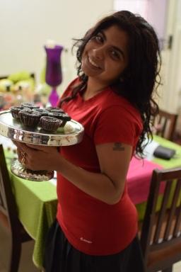 Chocolate Wheat Cake Recipe