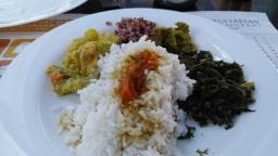 Cholayil Sanjeevanam – A health food restaurant