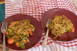 Spicy Thai PaK Noodles